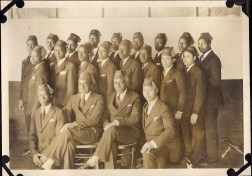 Tuskegee Institute Knights of Columbus Members 1929